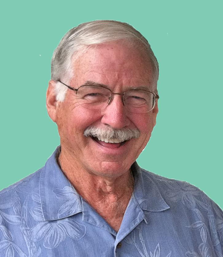 Chuck Blethen, owner of Jewel of the Blue Ridge Vineyard