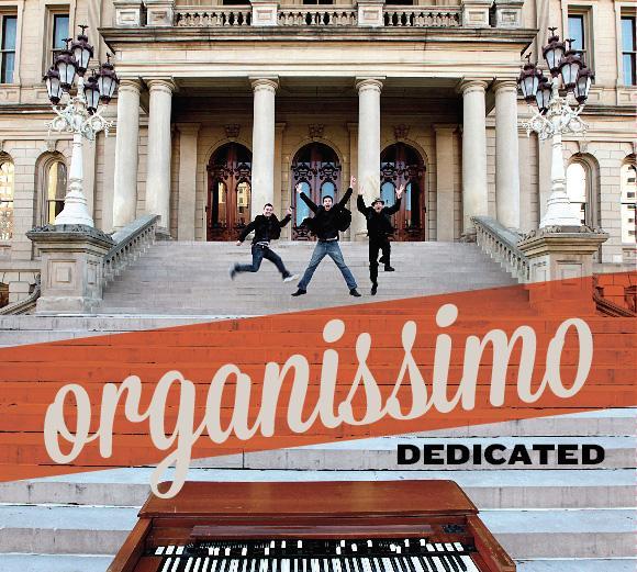 Organissimo  Album Art