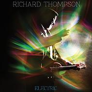 Richard Thompson Electric  Album Art