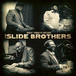 Robert Randolph Slide Brother Album Art
