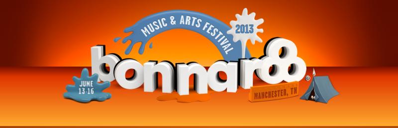 Bonnaroo Logo 2013