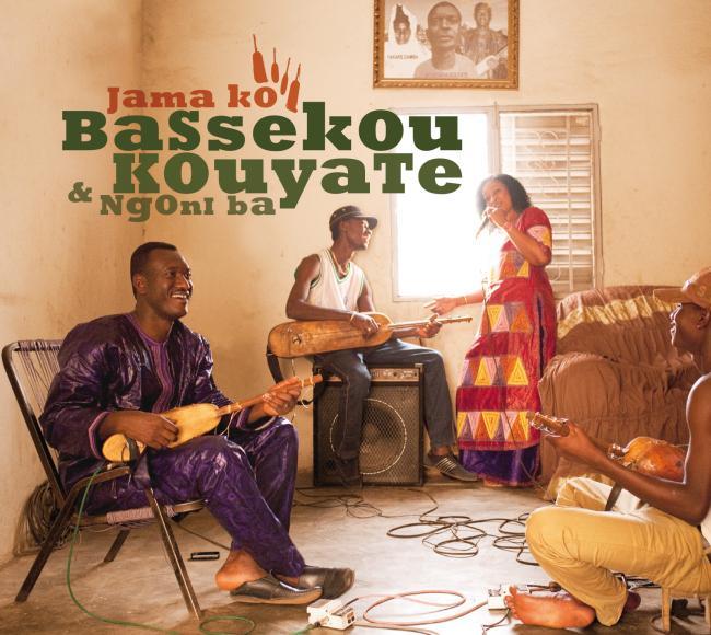 Bassekou  Album Art