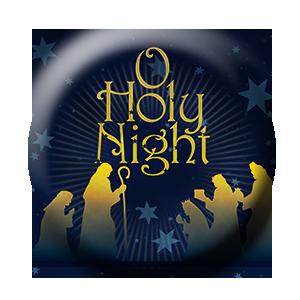 O Holy Night Logo