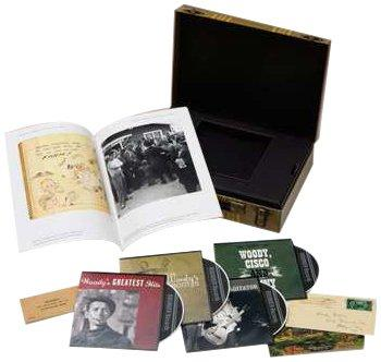 Woody Guthrie Box Set