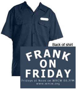 Frank on Friday
