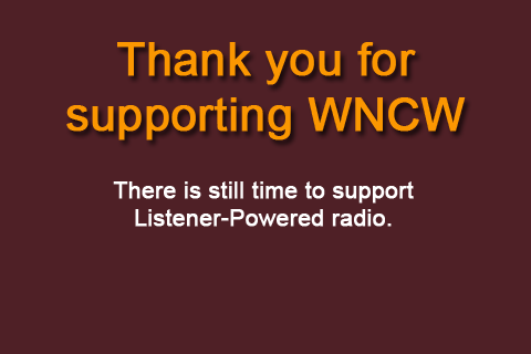 Thank you for supporting WNCW logo
