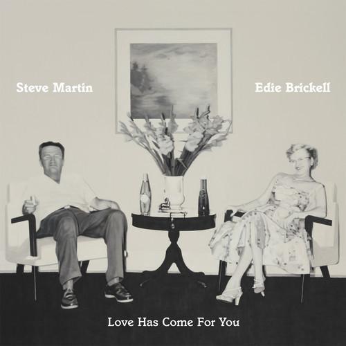 Steve Martin Edie Brickeel Love has come for you  Album Art