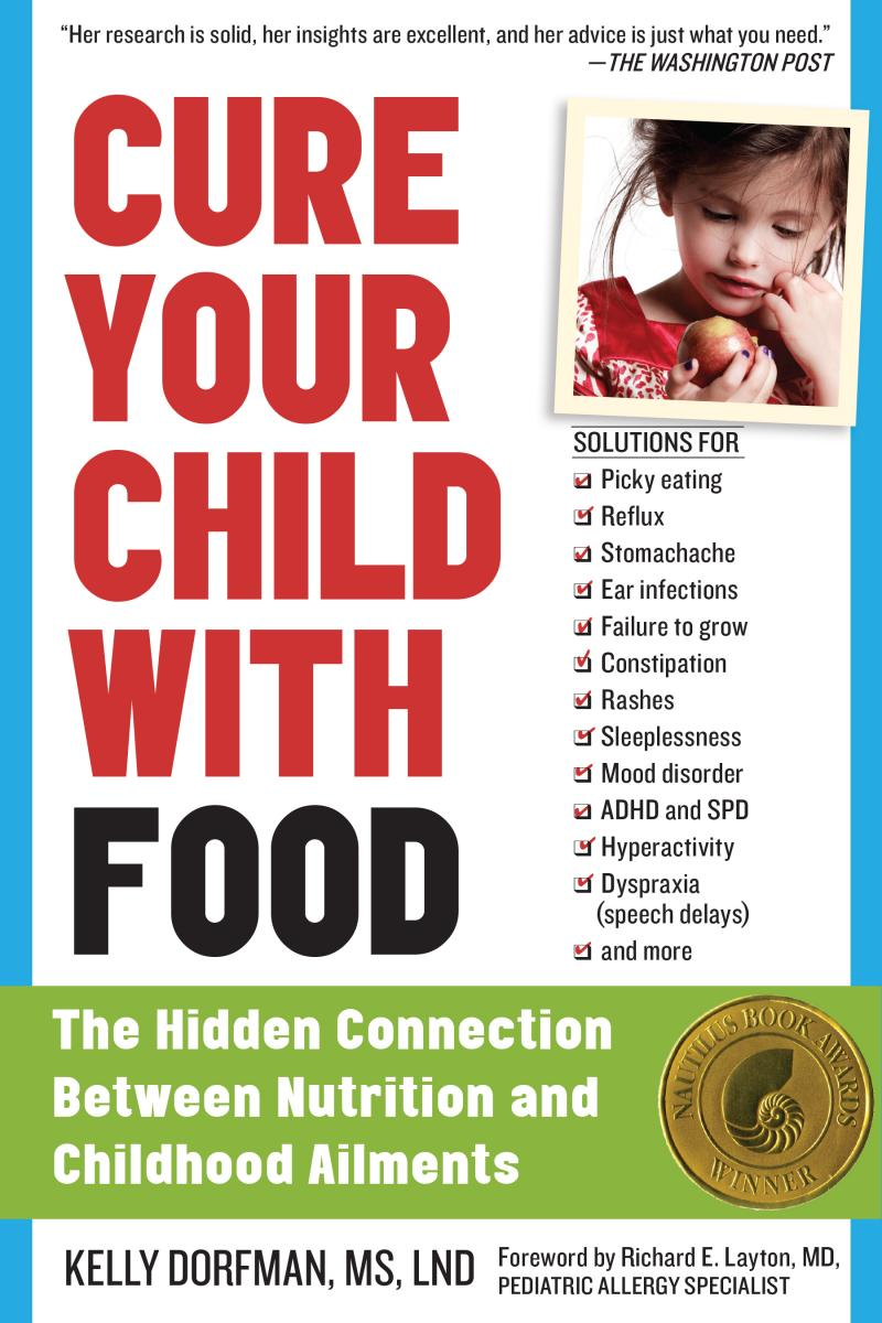 Cure your Child With Food Cover