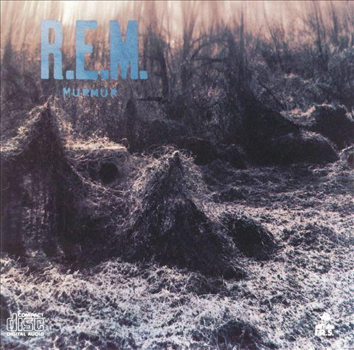 R.E.M. Murmer  Album Art
