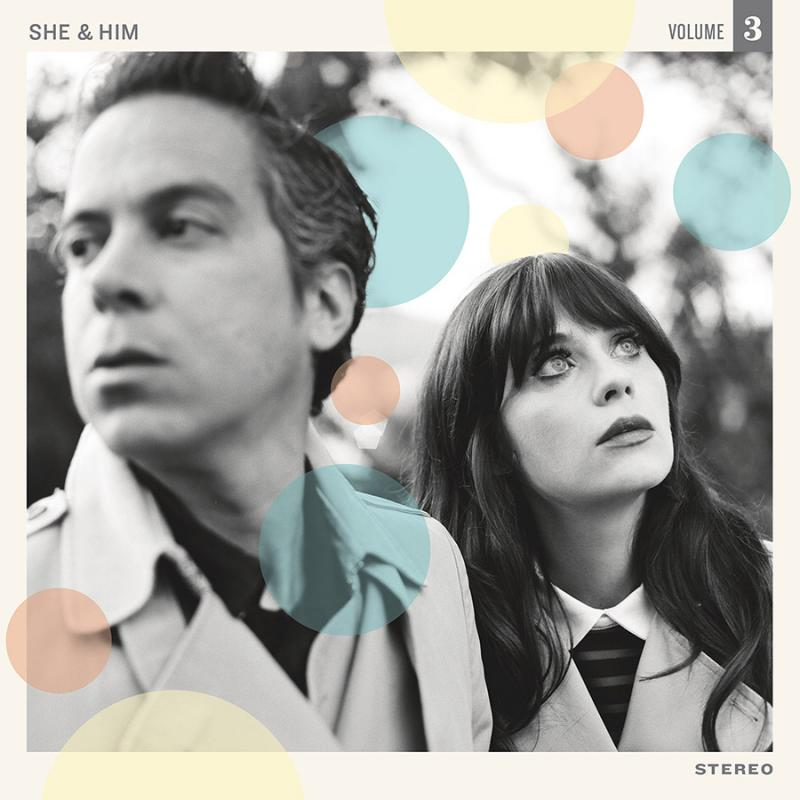 She & Him Album Art