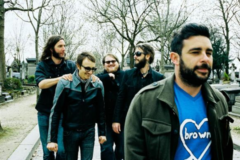 Band of Horses Being Bros