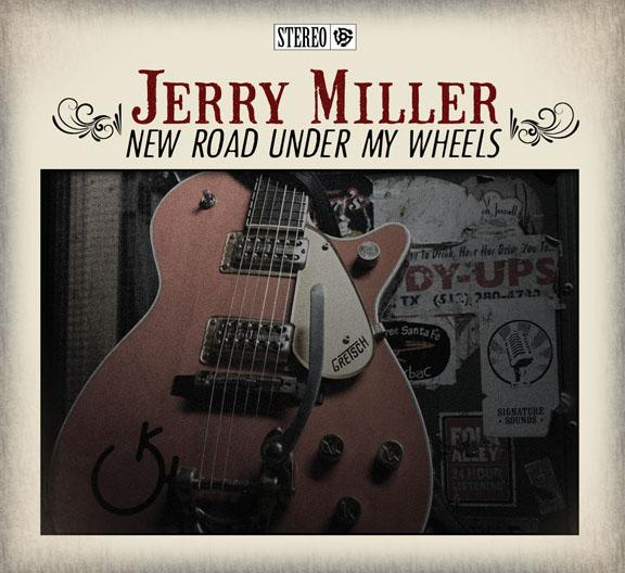 Jerry Miller Album Art