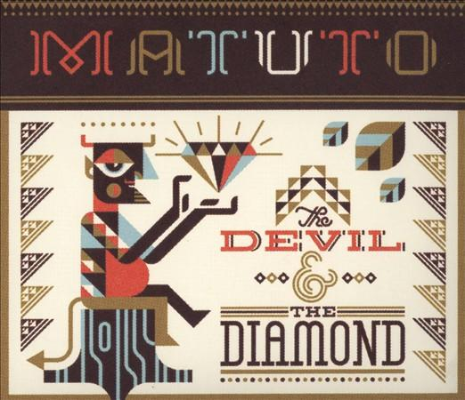 Matuto the devil and the diamond  Album Art