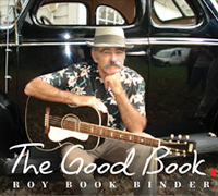 ROY BOOK BINDER - The Good Book