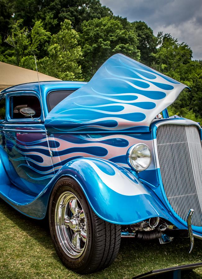 In honor of the Blue Ridge BBQ & Music Festival AND Father's Day, there will be a great Car Show as just one of the many things you can do.