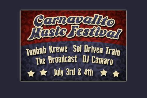 WNCW's VIP Giveaway to Carnavalito