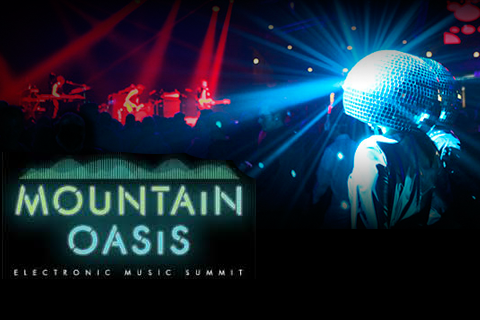 Mountain Oasis Ticket Giveaway on WNCW on Wednesday, September 18