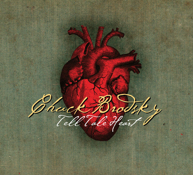 CHUCK BRODSKY / Tell Tale Heart