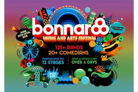 Bonnaroo Music and Arts Festival - June 11-14 in Manchester, TN