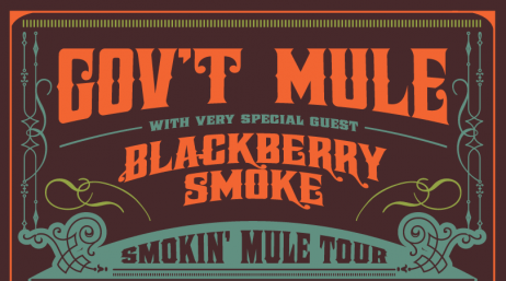 Smokin' Mule 2016 Summer Tour