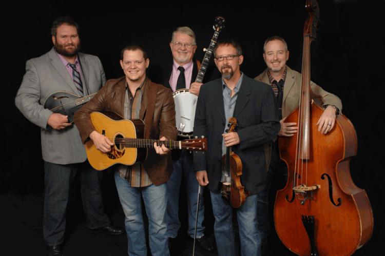 Bluegrass band Balsam Range