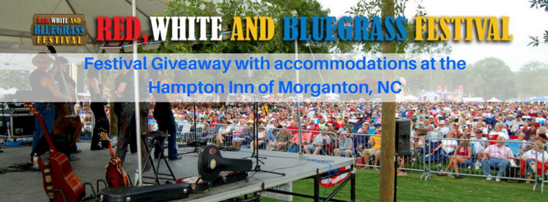 Red, White and Bluegrass Festival Giveaway