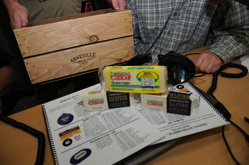 Asheville Crate Company and Cabot Cheese