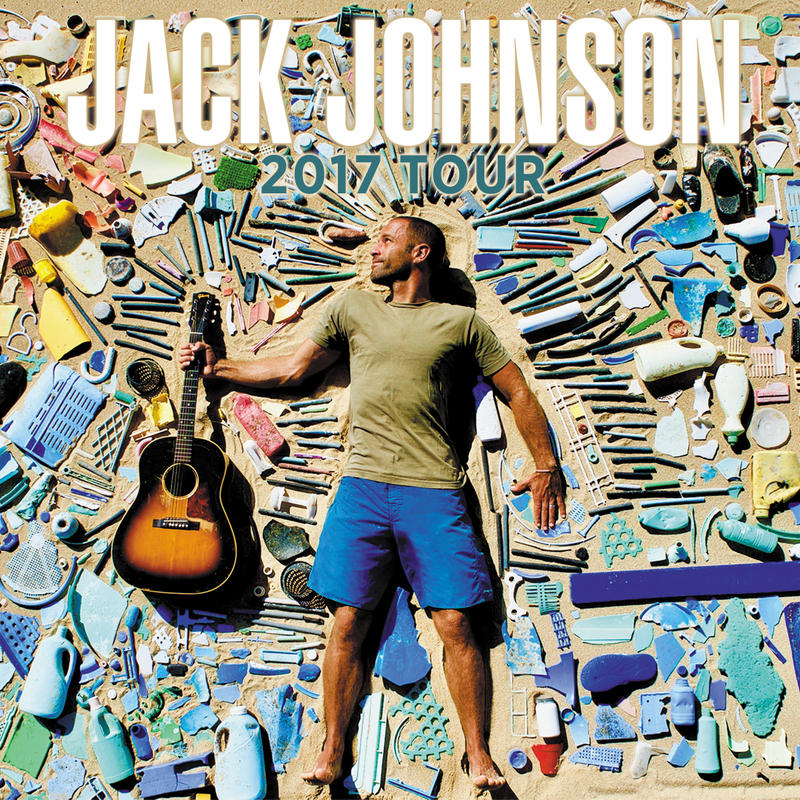 Jack Johnson Announces New Album And Fall Tour