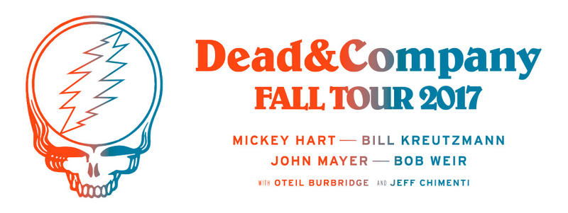 Dead & Company announce fall tour coming to Charlotte!
