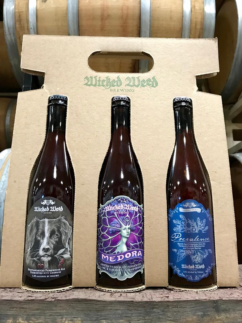 Wicked Weed Funkatorium Collection Gift Pack