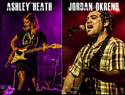 ASHLEY HEATH & JORDAN OKREND