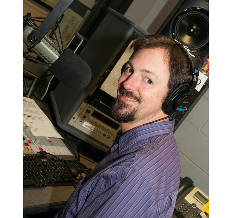 WNCW Host Martin Anderson