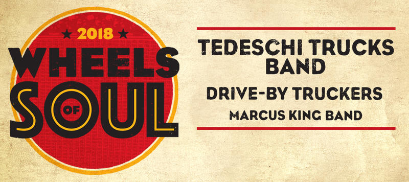 "Tedeschi Trucks Band Announces ""Wheels of Soul"" 2018 Summer Tour with Drive-By Truckers and the Marcus King Band"