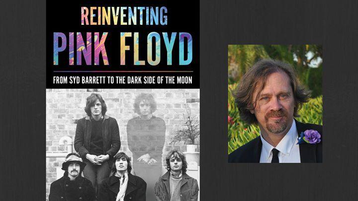 Bill Kopp and book Reinventing Pink Floyd