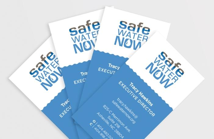 Brochures for Safe Water Now