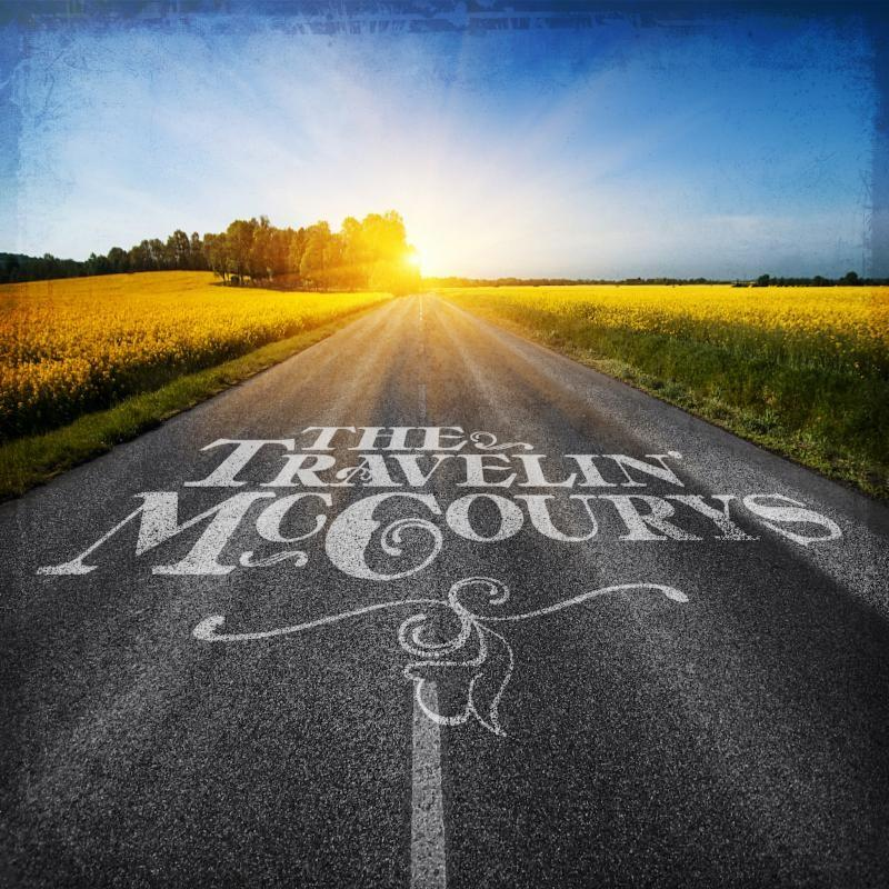 The Travelin' McCourys self-titled debut album