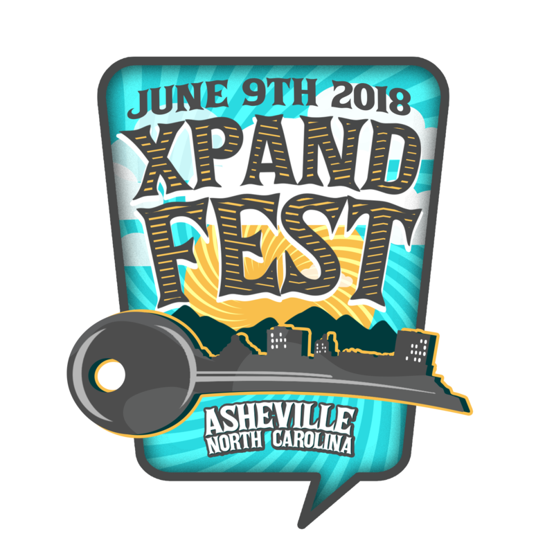 Xpand Fest June 9th, 2018 in Asheville, NC