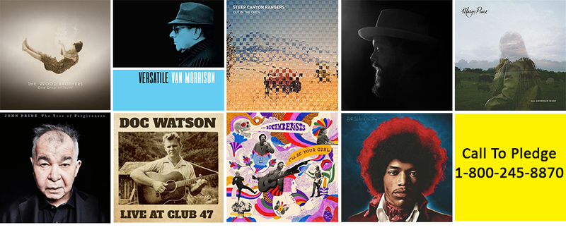 New Releases Available This Week Through Your Support: Americana & Rock