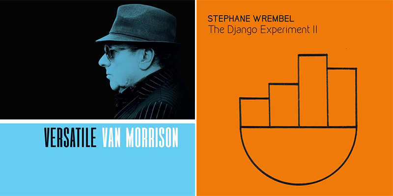 New Releases Available This Week Through Your Support: Jazz