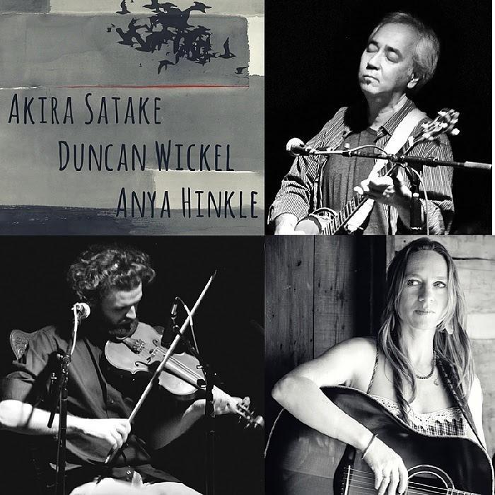 Akira Satake, Anya Hinkle, & Duncan Wickel