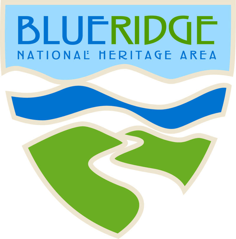 The Blue Ridge National Heritage Area Shield