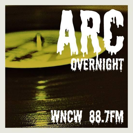 ARC Overnight on WNCW 88.7FM