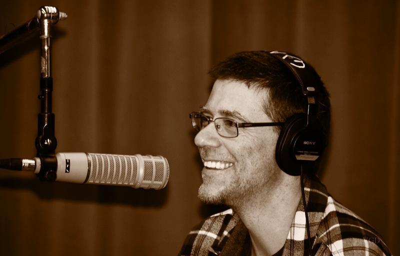 Roland Dierauf at microphone