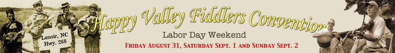 Happy Valley Fiddlers Convention