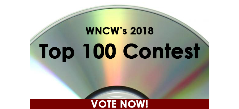 WNCW's 2018 Top 100 Contest