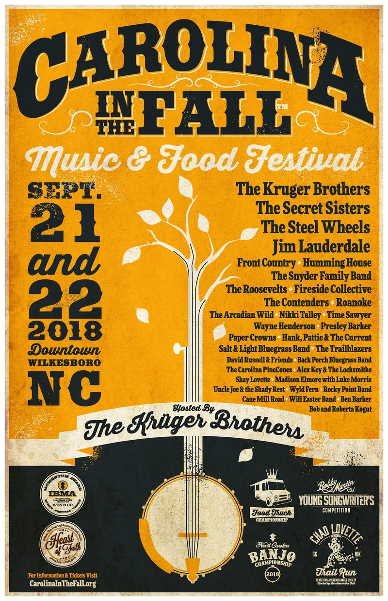 Poster of Carolina In The Fall Lineup