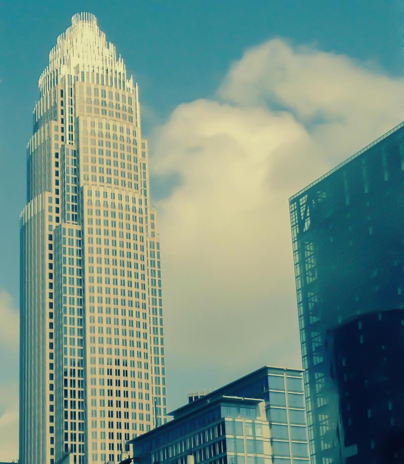 Charlotte Skyscrapers