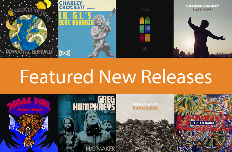 Featured New Releases