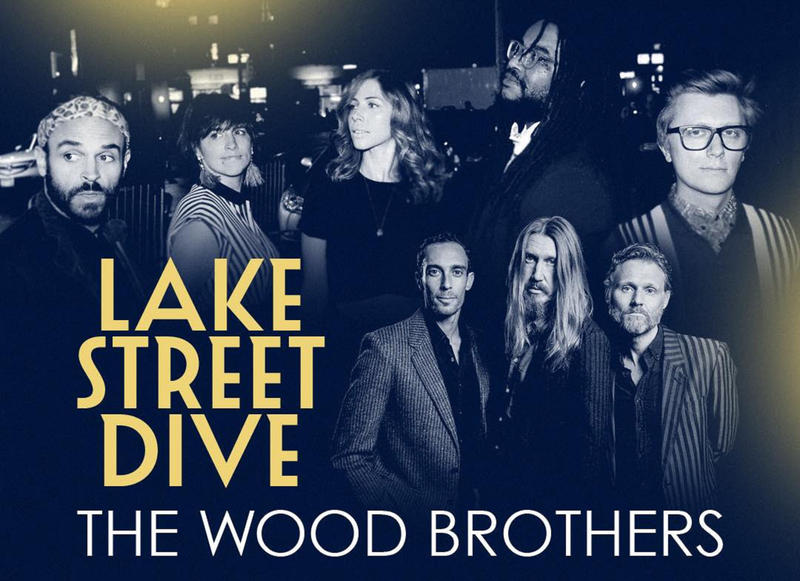 Lake Street Drive & The Wood Brothers