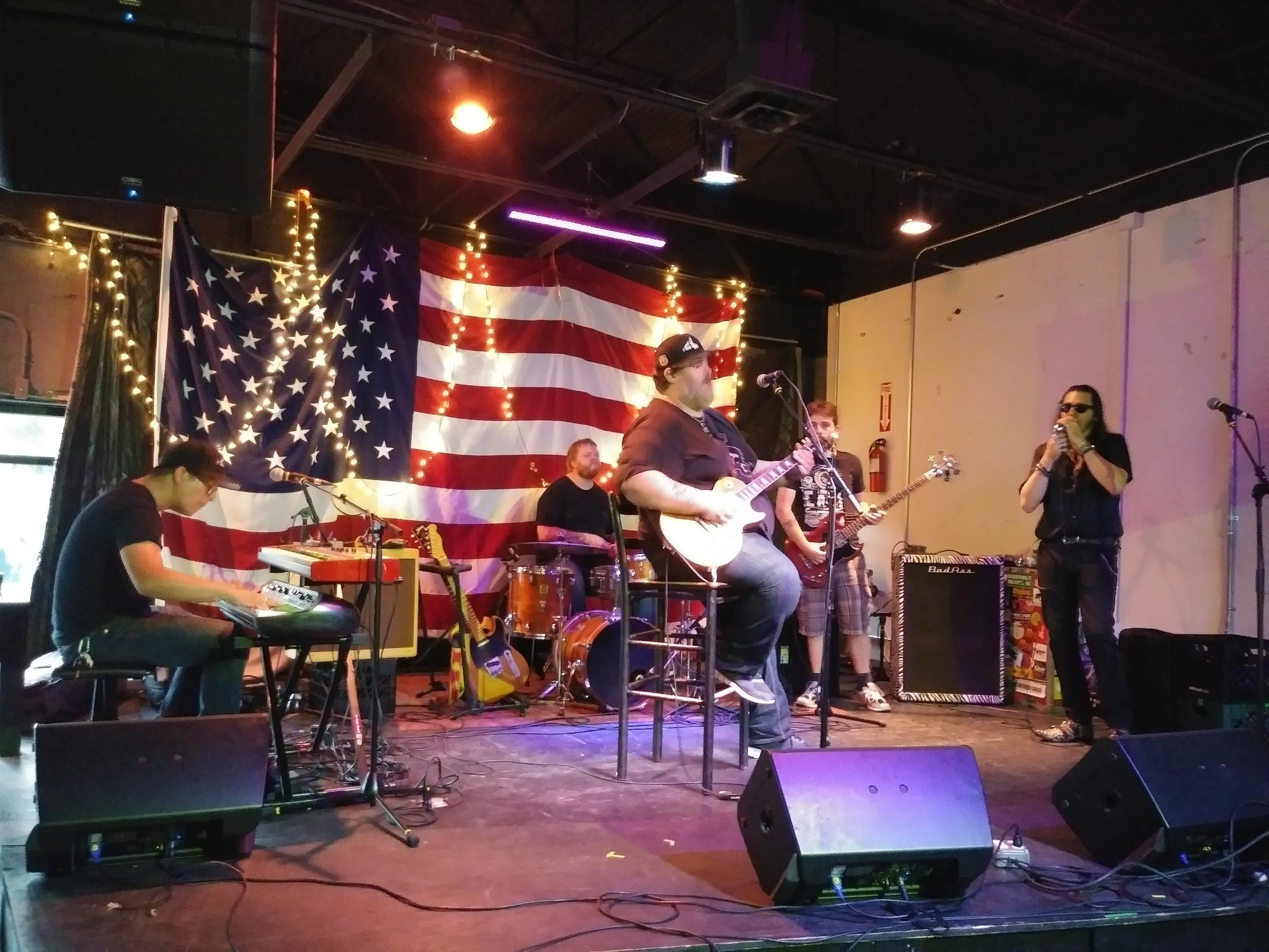 nick moss band live session on saturday night house party 9 16 17 wncw rh wncw org